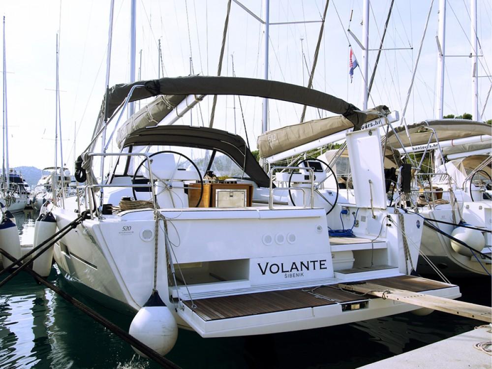 Location bateau Rogoznica pas cher Dufour 520 Grand Large