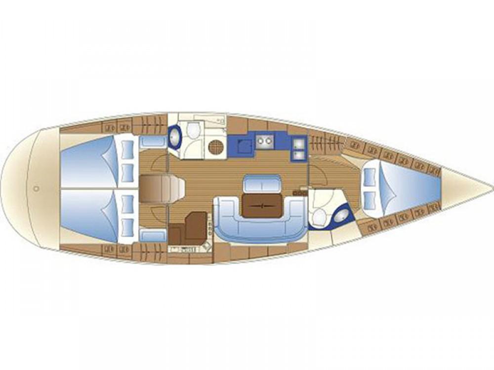 Location bateau Álimos pas cher Bavaria 42 Cruiser
