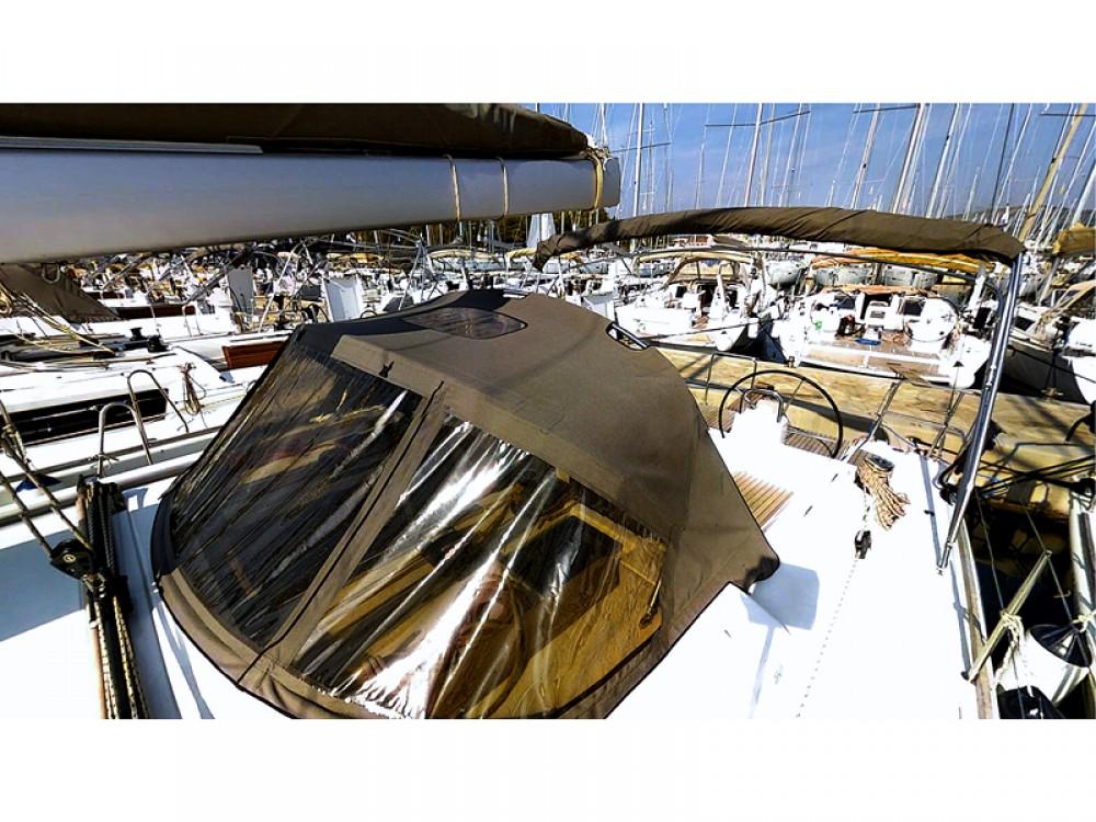 Location bateau Rogoznica pas cher Dufour 460 Grand Large