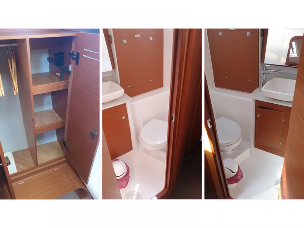 Location bateau Rogoznica pas cher Dufour 390 Grand Large