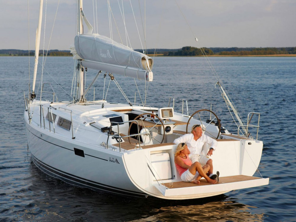 Location yacht à Álimos - Hanse Hanse 385 sur SamBoat
