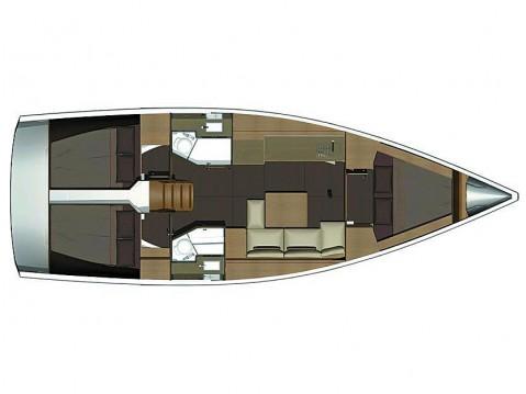 Location yacht à Álimos - Dufour Dufour 382 GL sur SamBoat