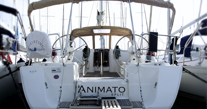 Location bateau Dufour Dufour 425 Grand Large à Rogoznica sur Samboat
