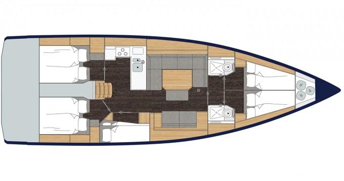 Location yacht à Álimos - Bavaria Bavaria C45 sur SamBoat