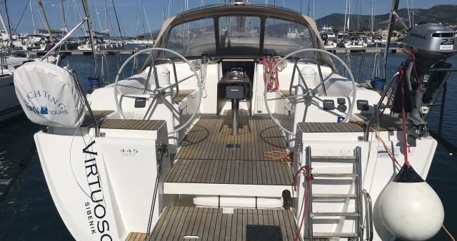 Location yacht à Kaštel Gomilica - Dufour Dufour 445 Grand Large sur SamBoat