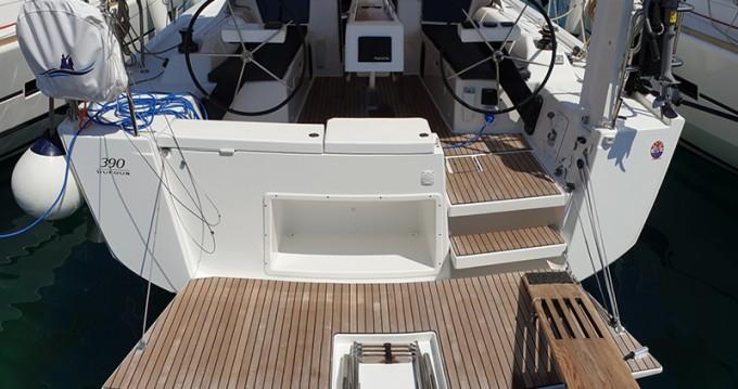 Location yacht à Kaštel Gomilica - Dufour Dufour 390 Grand Large sur SamBoat