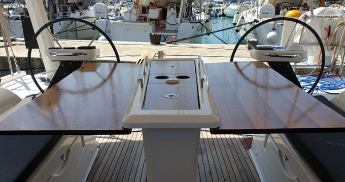 Location bateau Kaštel Gomilica pas cher Dufour 390 Grand Large