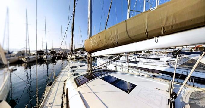 Location bateau Kaštel Gomilica pas cher Dufour 512 Grand Large