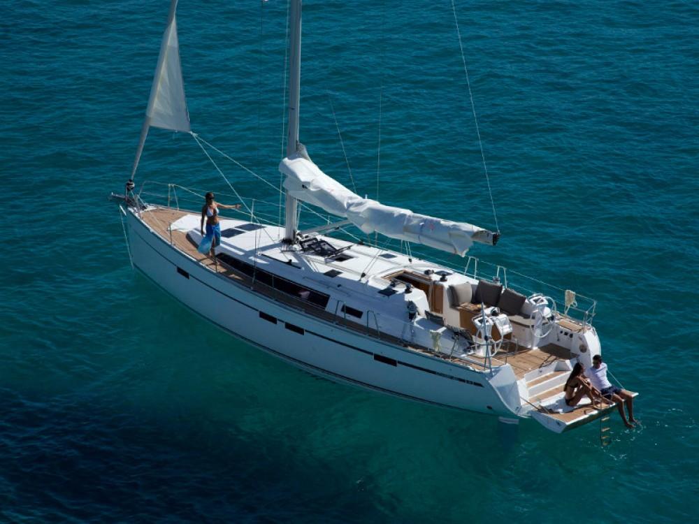 Bavaria Bavaria Cruiser 46 entre particuliers et professionnel à Leucade