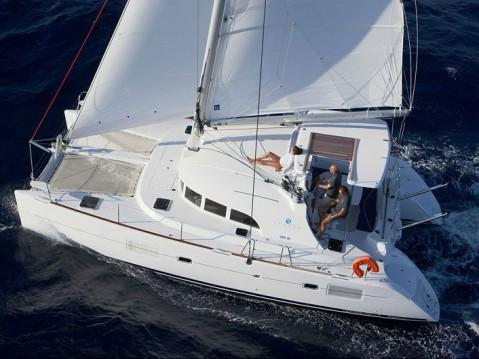 Location yacht à Paros - Lagoon Lagoon 380 sur SamBoat
