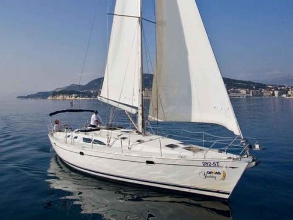 Jeanneau Sun Odyssey 45.2 entre particuliers et professionnel à Split
