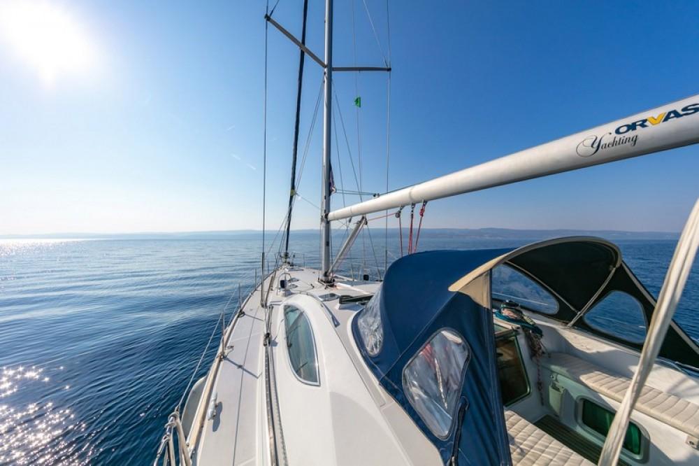 Location Voilier à ACI Marina Split - Jeanneau Sun Odyssey 54DS