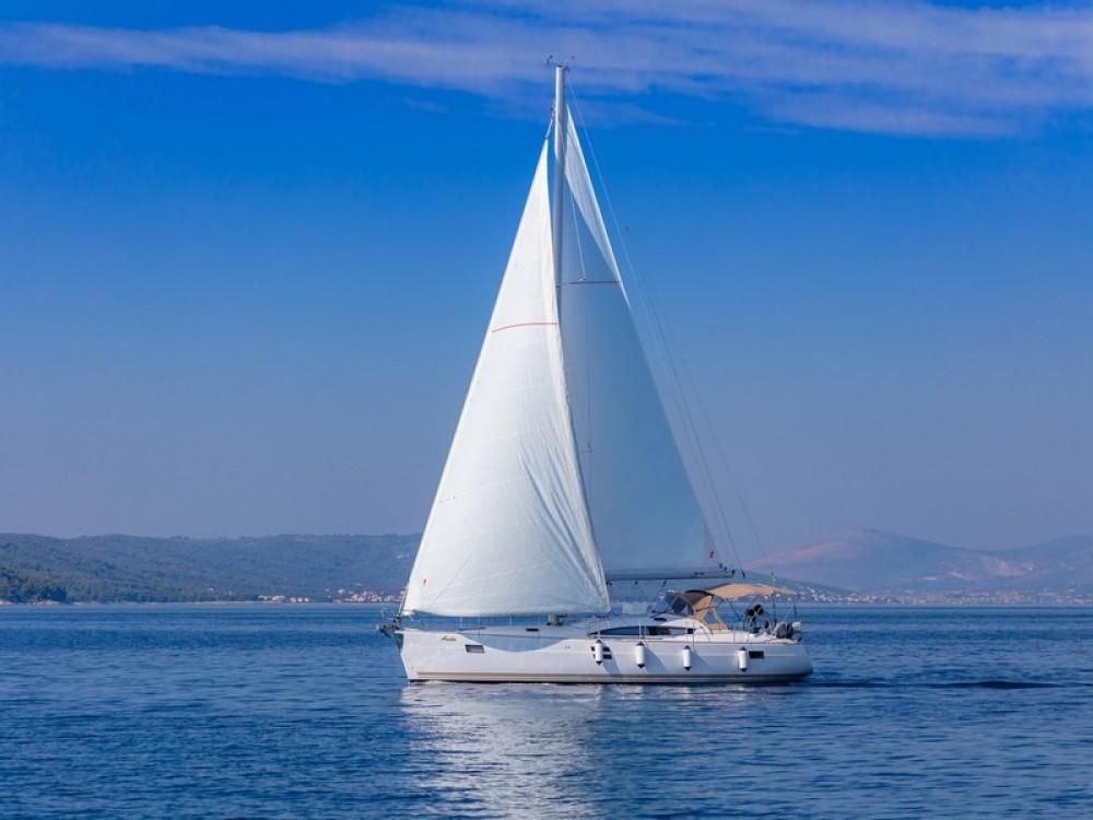 Location bateau  pas cher Elan 45 Impression