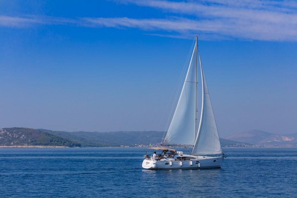 Location bateau Elan Elan 45 Impression à  sur Samboat
