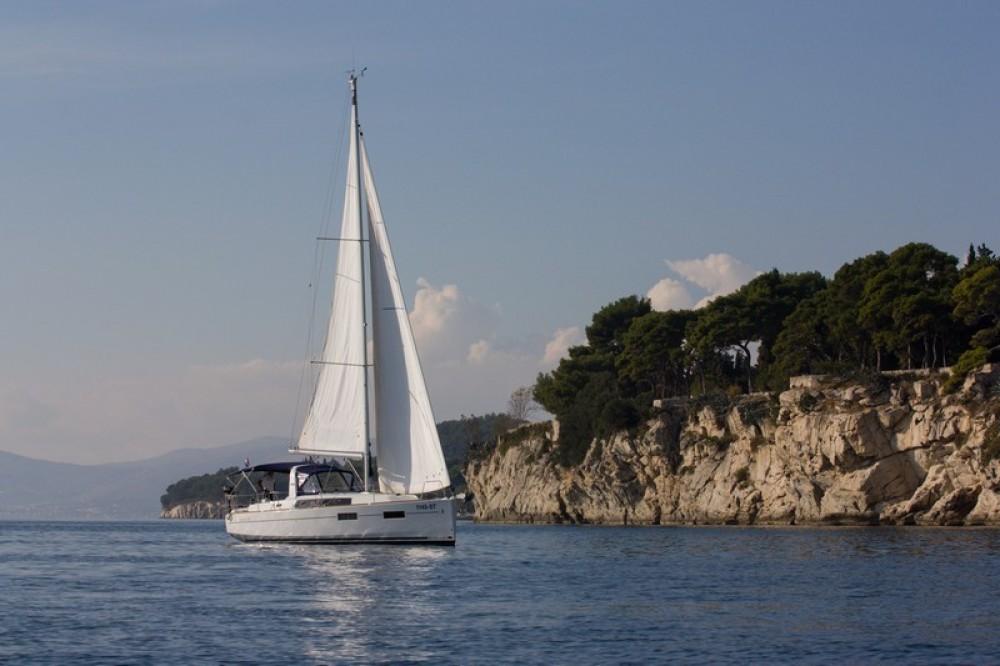 Location yacht à Split - Bénéteau Beneteau Oceanis 35 sur SamBoat