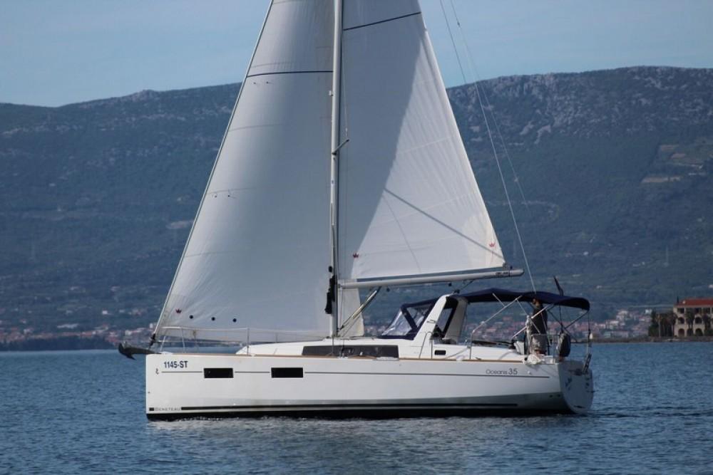 Louez un Bénéteau Beneteau Oceanis 35 à Split