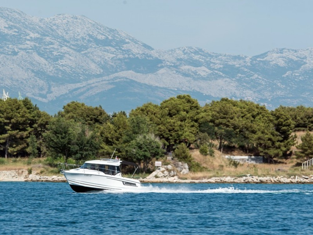 Location yacht à Marina Kaštela - Jeanneau Jeanneau Merry Fisher 795 sur SamBoat