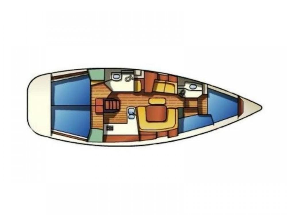 Louez un Jeanneau Sun Odyssey 43 à Split