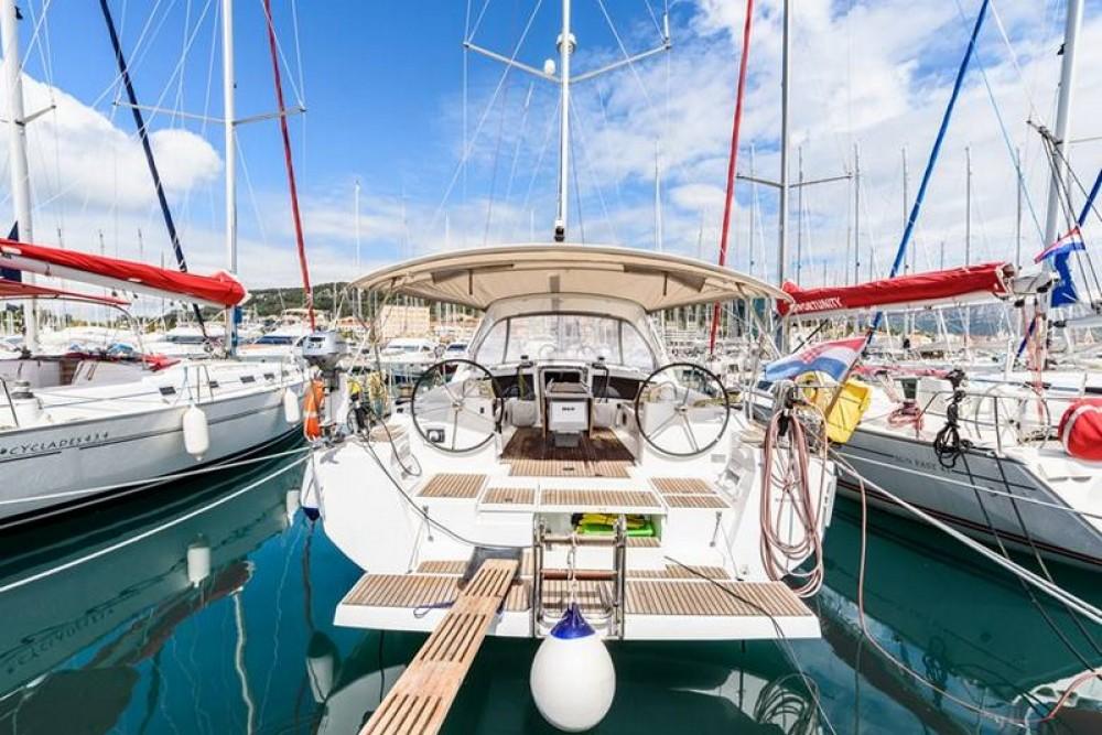 Location bateau Bénéteau Beneteau Oceanis 48 à Split sur Samboat