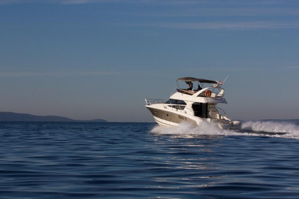 Location bateau Jeanneau Jeanneau Prestige 440 à ACI Marina Split sur Samboat