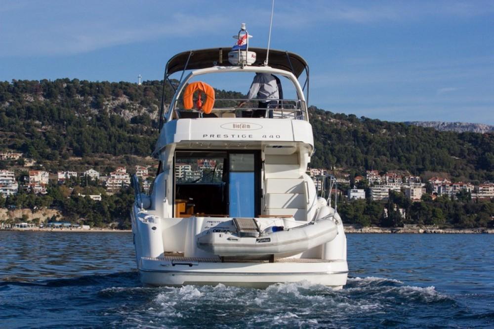 Location yacht à ACI Marina Split - Jeanneau Jeanneau Prestige 440 sur SamBoat