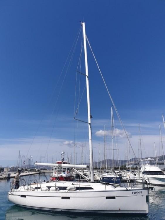 Location bateau ACI Marina Split pas cher Bavaria Cruiser 37