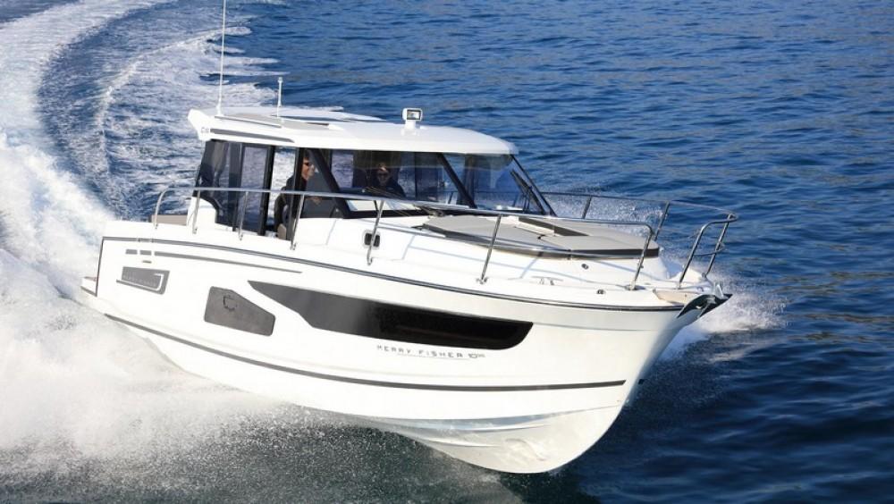 Bateau à moteur à louer à ACI Marina Split au meilleur prix