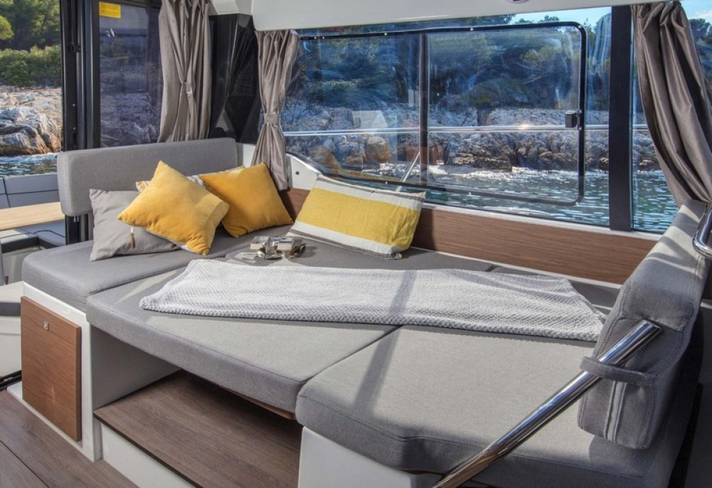 Location yacht à ACI Marina Split - Jeanneau Jeanneau Merry Fisher 1095 sur SamBoat