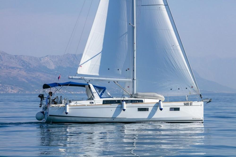 Louer Voilier avec ou sans skipper Bénéteau à Split