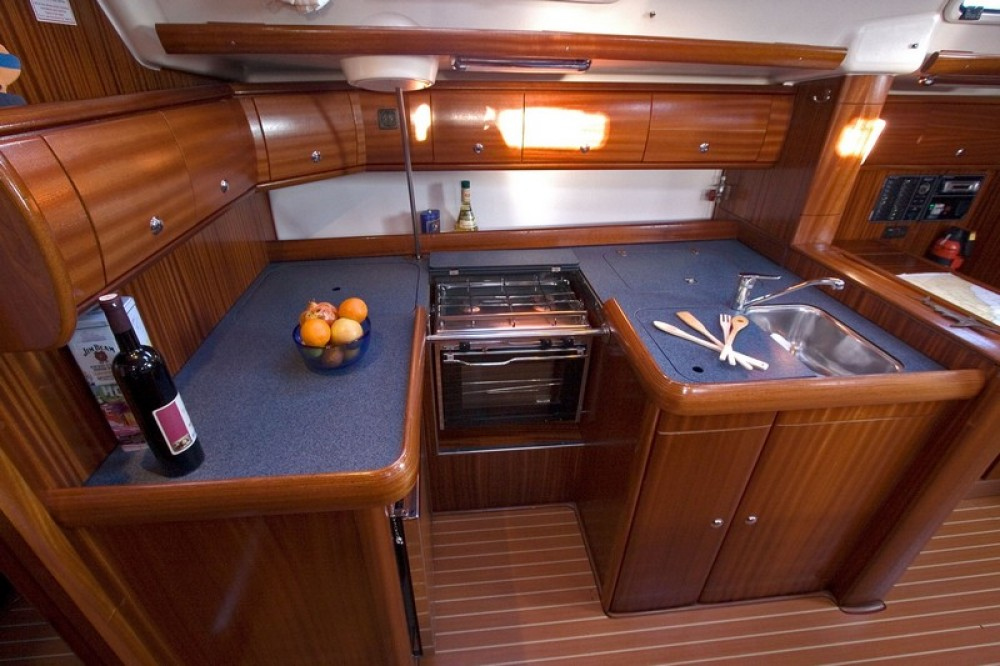 Location bateau ACI Marina Split pas cher Bavaria 49