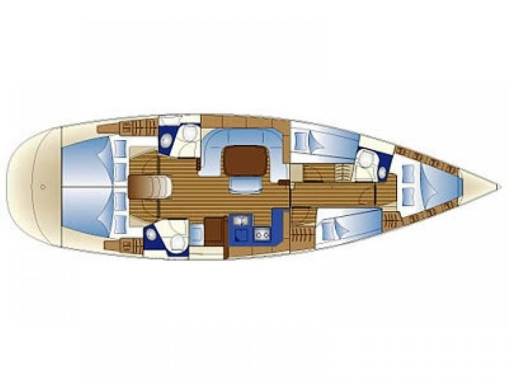 Bavaria Bavaria 49 entre particuliers et professionnel à ACI Marina Split