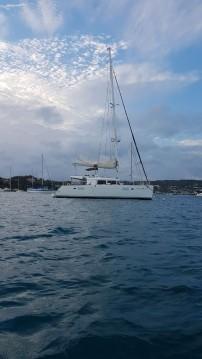 Louez un Lagoon Lagoon 450 F à Marina di Portorosa