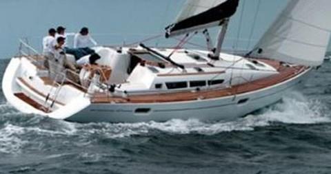 Jeanneau Sun Odyssey 42i entre particuliers et professionnel à Portisco