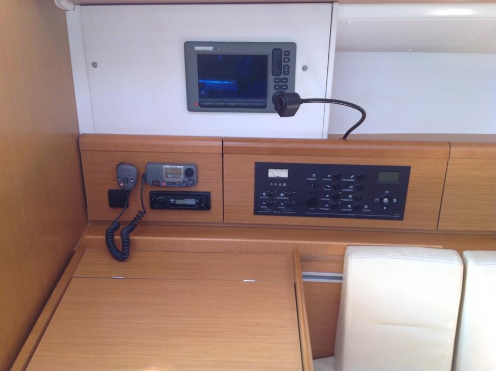 Louer Voilier avec ou sans skipper Jeanneau à Cala dei Sardi