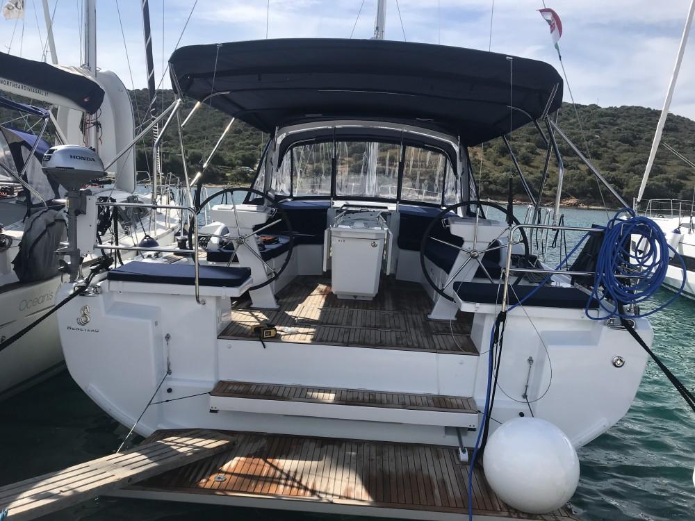 Location bateau Castiglioncello pas cher Oceanis 46.1 (5 cab)