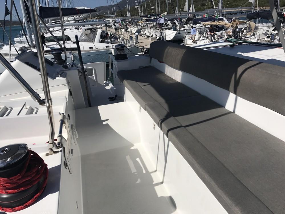 Location bateau Lagoon Lagoon 450F à Castiglioncello sur Samboat
