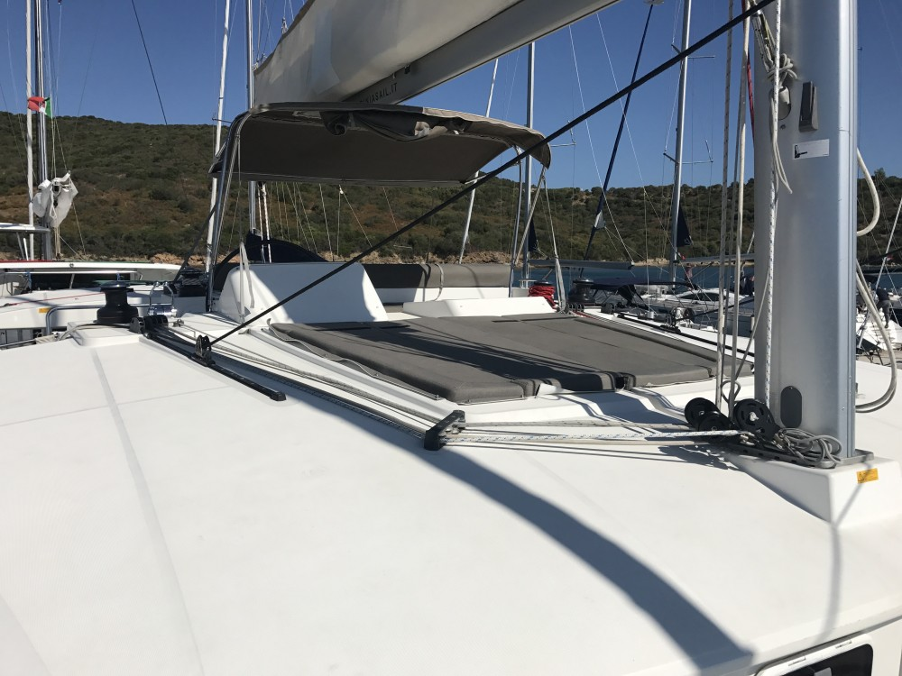 Catamaran à louer à Castiglioncello au meilleur prix