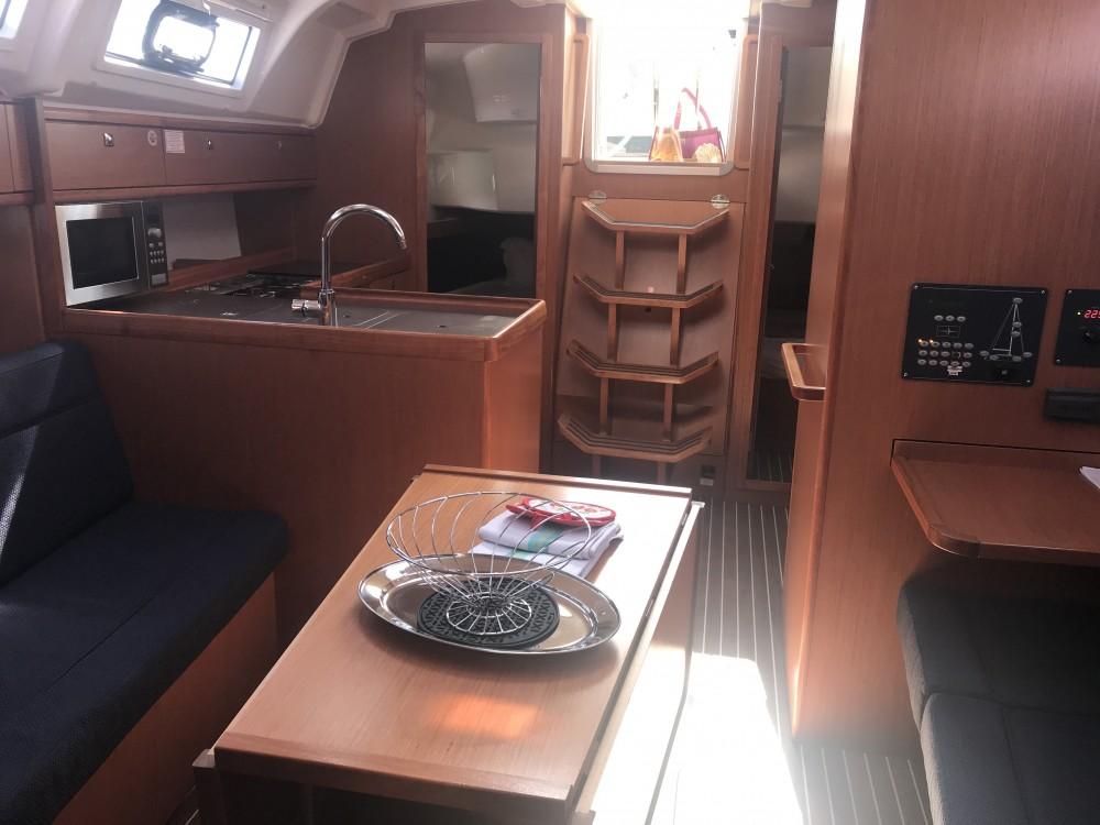 Jeanneau Sun Odyssey 49i entre particuliers et professionnel à Saint-Georges
