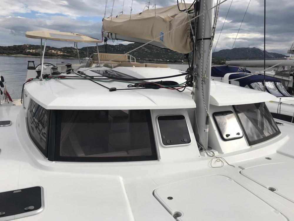 Location yacht à Cala dei Sardi - Fountaine Pajot Helia 44 sur SamBoat