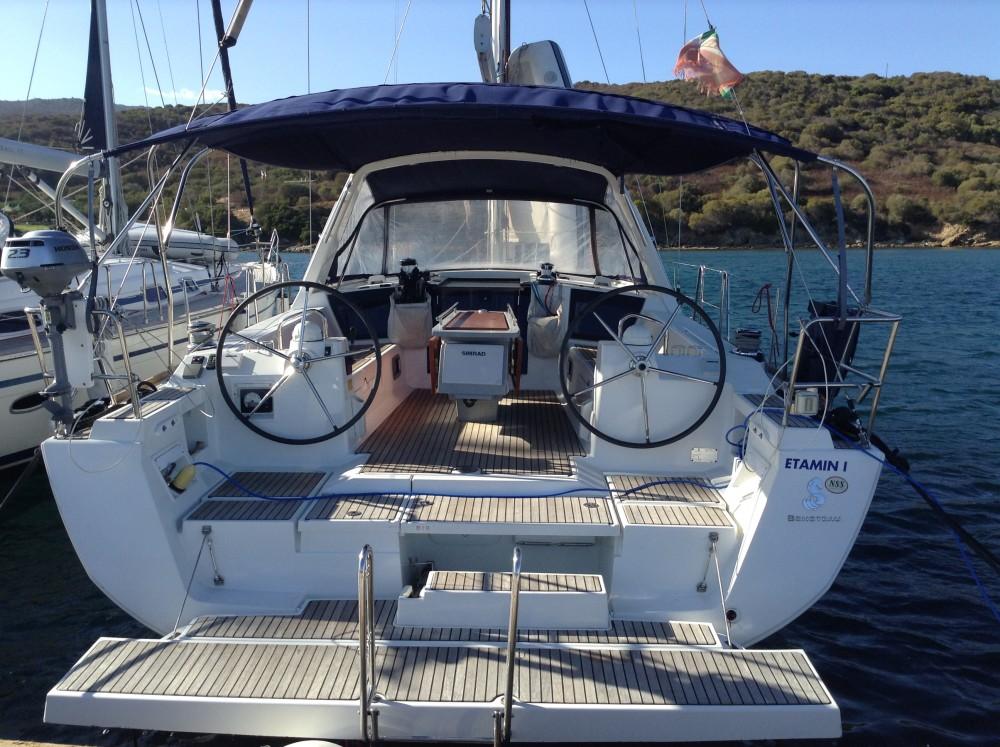 Location yacht à Castiglioncello - Bénéteau Oceanis 41 sur SamBoat
