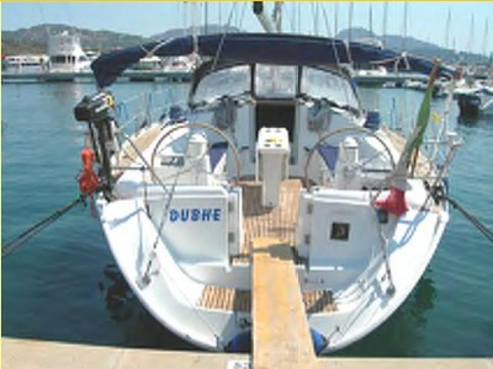 Jeanneau Sun Odyssey 45.2 Dubhe entre particuliers et professionnel à Cala dei Sardi