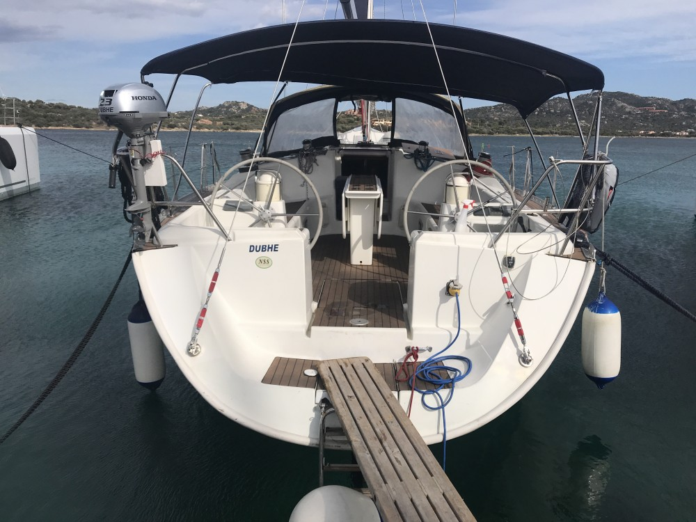 Location bateau Cala dei Sardi pas cher Sun Odyssey 45.2 Dubhe