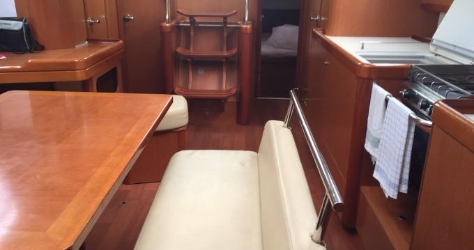 Location yacht à Castiglioncello - Bénéteau Oceanis 46 sur SamBoat