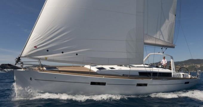 Location bateau Kos pas cher Oceanis 45