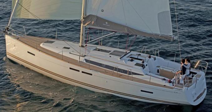 Location bateau Jeanneau Sun Odyssey 439 à Lefkada (Île) sur Samboat