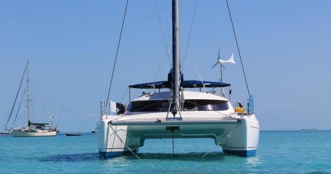 Location bateau Fountaine Pajot Athena 38 à Lefkada (Île) sur Samboat