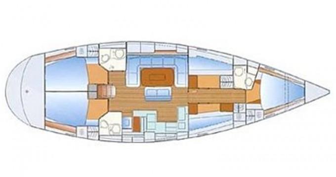 Location bateau Bavaria Bavaria 50 Cruiser à Lefkada (Île) sur Samboat