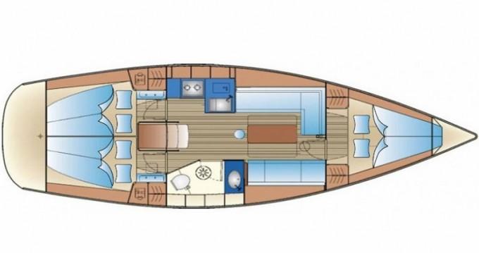 Louez un Bavaria Bavaria 34 Cruiser à Álimos