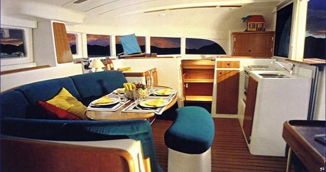 Location bateau Lagoon Lagoon 380 à Lefkada (Île) sur Samboat