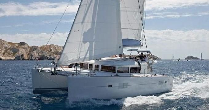 Location bateau Álimos pas cher Lagoon 400